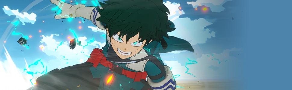 Amazon Com My Hero One S Justice 2 Switch Digital Code Video