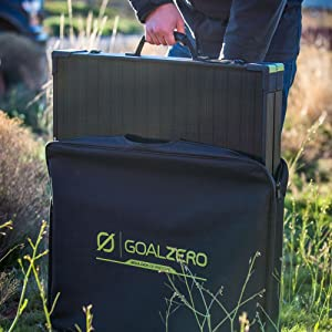 Amazon Com Goal Zero Boulder 100 Briefcase 100 Watt