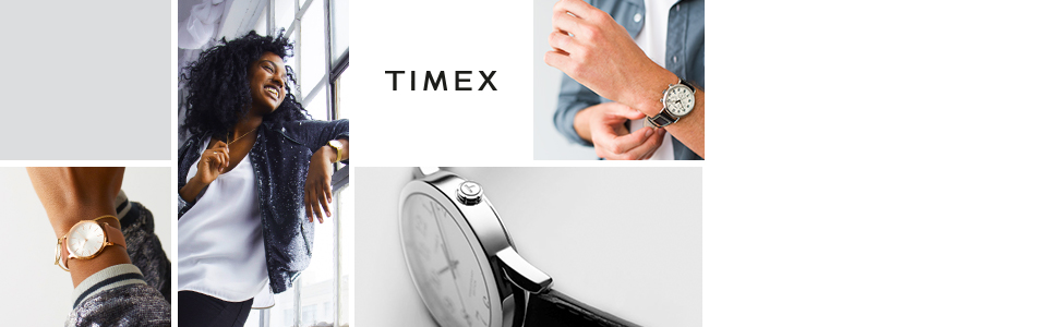 Timex Watchmakers Since 1854
