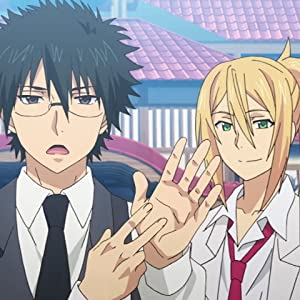 Uq Holder Blu Ray 2 Episode 07 12 Amazonde Youhei Suzuki