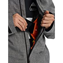 burton mens jacket