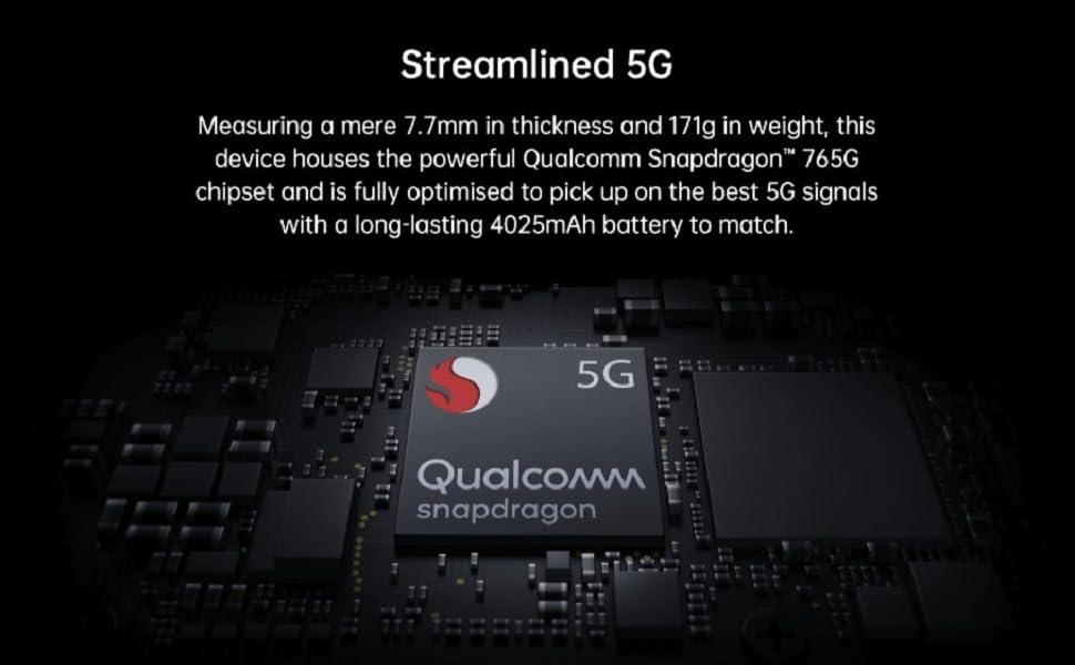 Streamlined 5G