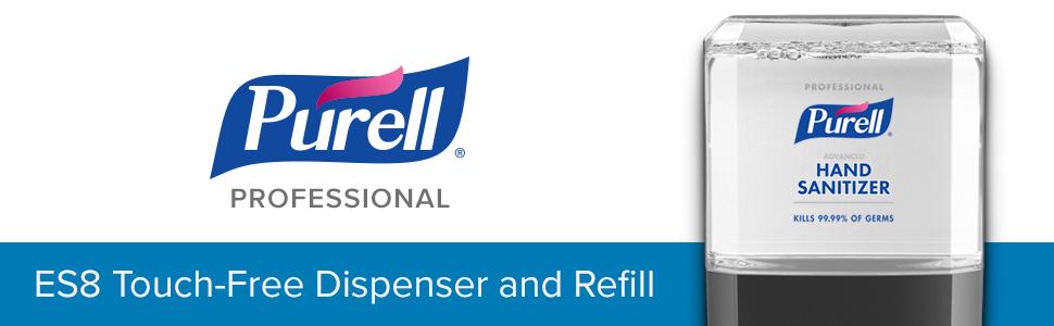 Purell, purell professional, work dispenser, work sanitizer, office sanitizer, kill germs