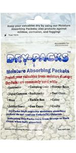 Dry-Packs Moisture Absorbing Silica Gel Indicating