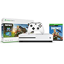 Amazon com: Xbox One S 1TB Console - Fortnite Bundle