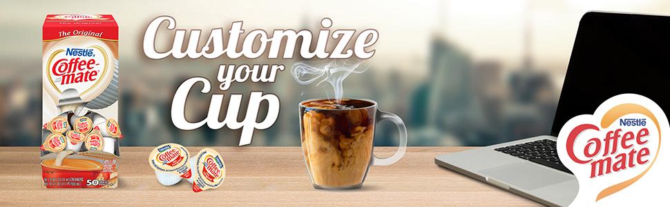 coffee-mate original liquid creamer singles