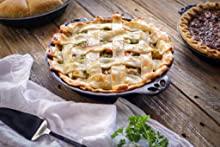 cast iron pie pan. cast iron pie pan c&ing pan seasoned cast & Amazon.com: Camp Chef True Seasoned Cast Iron Pie Pan 10\