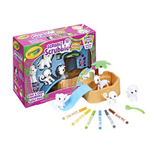 Scribble, Scrubbie, Crayola, Toy, Pets, Animals, Draw, Color, Wash, Play, Fun, Safari, Jungle