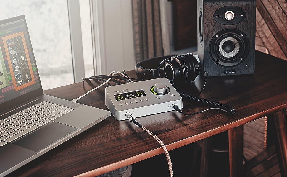 Apollo Solo, UAD, Universal Audio, Apollo,