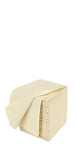 napkins, dinner napkin, compostable napkin