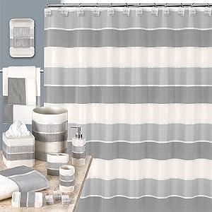 grey modern line bathroom accessories
