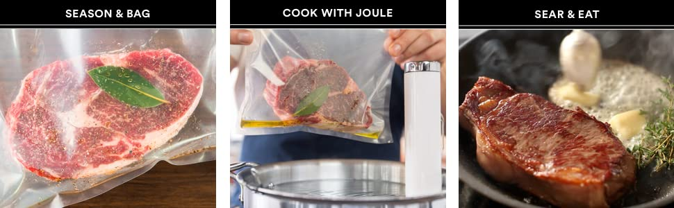 Cook with Joule