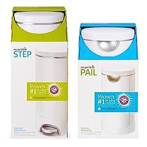 Nursery Fresh Diaper Pail Refill, Blue, 4-Pack: Amazon.ca