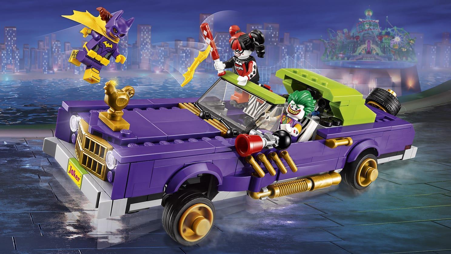 Amazon.com: THE LEGO BATMAN MOVIE The Joker Notorious