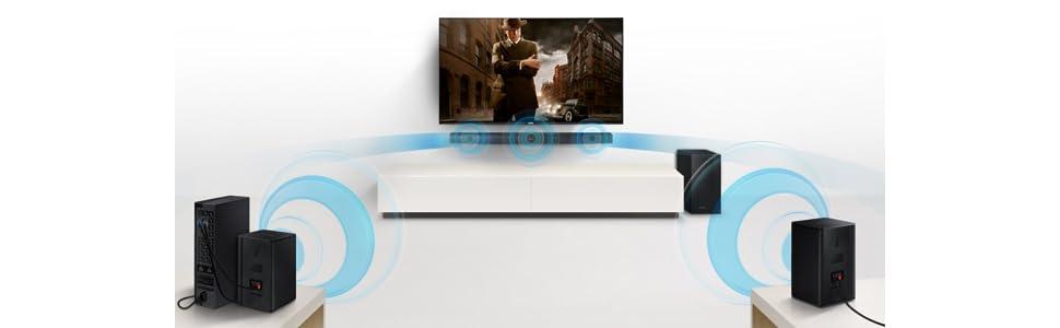 surround sound bar, soundbar sale, cheap sound bar, bar tv, curved soundbar, soundbar with subwoofer