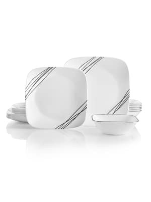 18-Piece Corelle Dinnerware Set