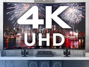 4K UHD対応