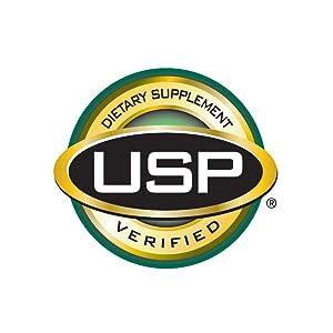 USP Verification Seal