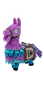 fortnite;figures;toys;collectibles;outfits;skins;loot llama;harvesting tool;epic games