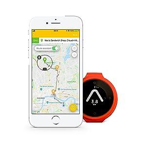 smart compass bicycle navigation