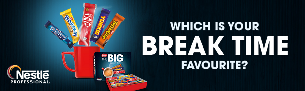 Which is your Break time favourite?