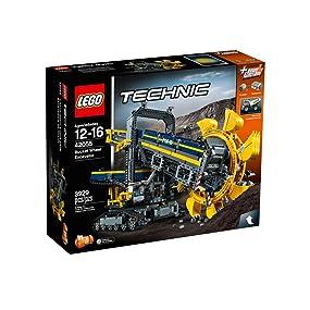 LEGO Schaufelradbagger