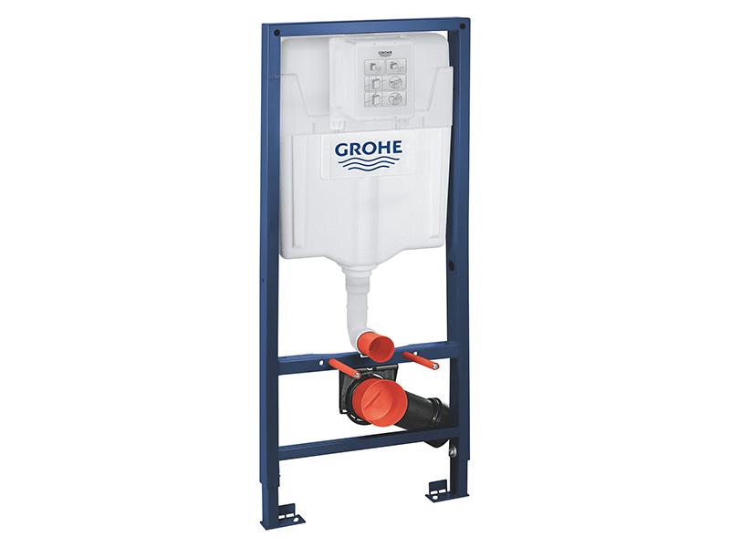 Grohe Rapid SL - Módulo para WC, Sistema de instalación para inodoros suspendidos, altura de instalación 1,13 m (38528001): Amazon.es: Bricolaje y herramientas