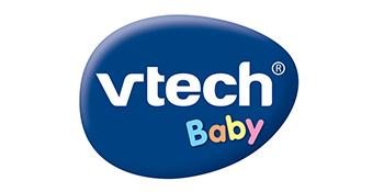 logo vtech baby