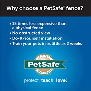 Amazon Com Petsafe Wireless Fence Pet Containment System