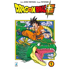 DRAGON BALL SUPER n. 1