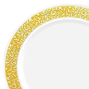 Party Joy Fancy Plates