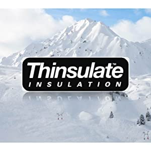 Thinsulate 200g insulation in Kid's frosty snow boot