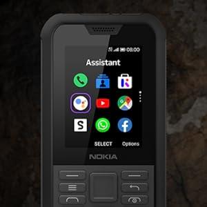 Nokia 800 Tough Apps