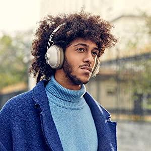 Stylish Retro Looks - HTX90N Wireless Noise Cancelling Headphones