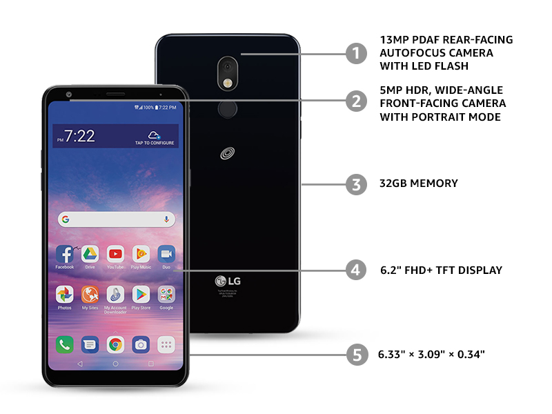 GET THE LG STYLO 5