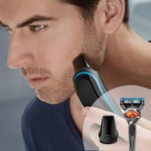 Braun MGK3080 - Set de afeitado multifuncion: 9 en 1 para un afeitado preciso de pies a cabeza