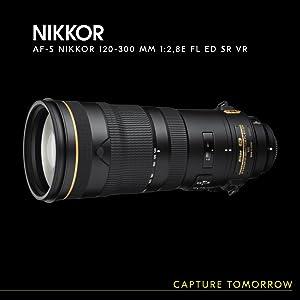 Nikon Af S Nikkor Bildstabilisator 120 300mm F Kamera