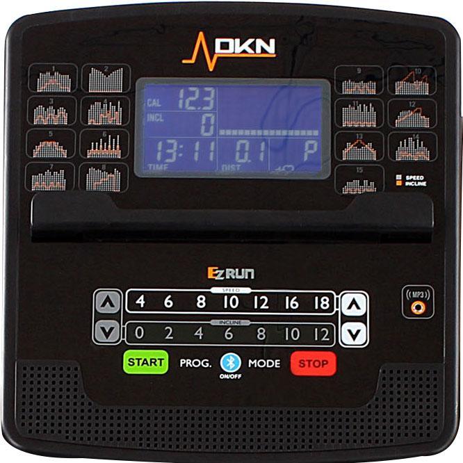 Dkn Ezrun Treadmill Amazon Co Uk Sports Amp Outdoors