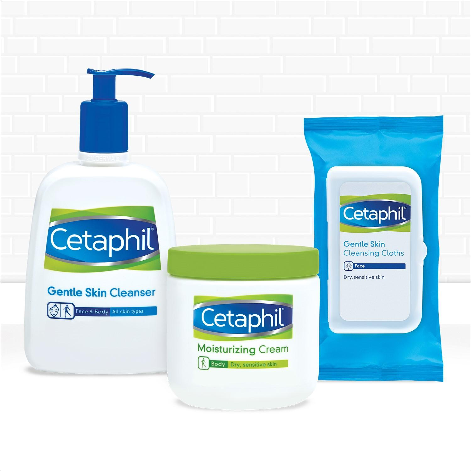 Gentle Makeup Removing Wipes by cetaphil #13