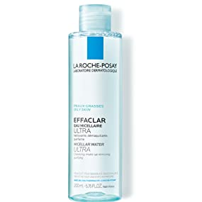 La Roche-Posay Effaclar Micellar Water Ultra for Oily Sensitive Skin 200ml