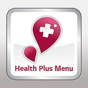 Health Plus Menu