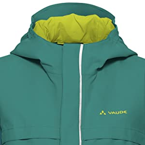 VAUDE Kids Racoon Jacket V Chaqueta impermeable de protecci/ón contra la intemperie Beb/é-Ni/ños