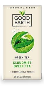 cloudmist green tea