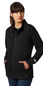 RIGGS Workwear Full-Zip Moisture Wicking Work Jacket