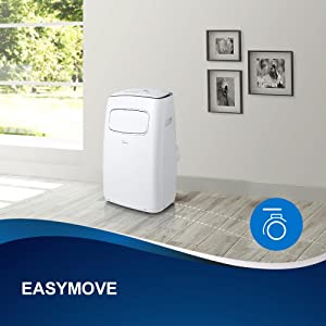 Amazon Com Midea Portable Air Conditioner With