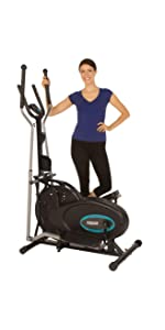 ... Bike Dual Trainer · ProGear 300LS Air Elliptical with Heart Pulse Sensors ...