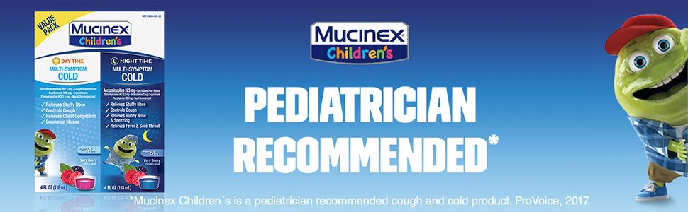 Mucinex Children