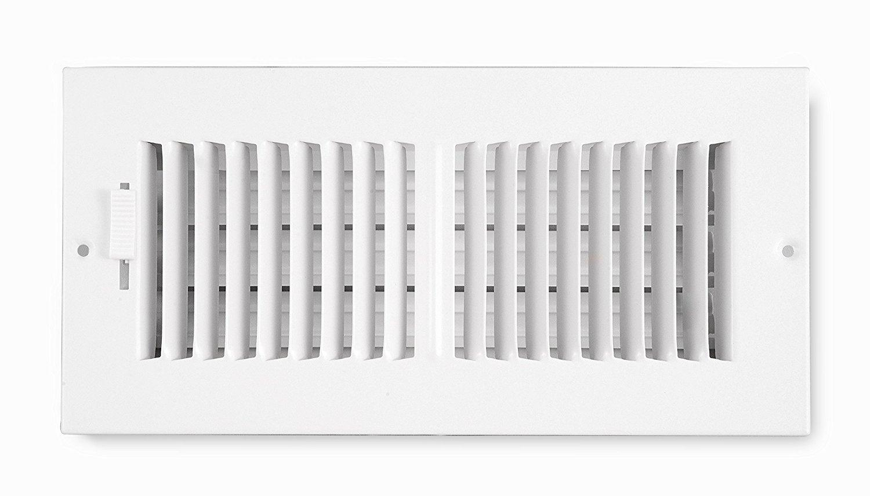 Accord Ventilation Abswwh2104 Sidewall Ceiling Register