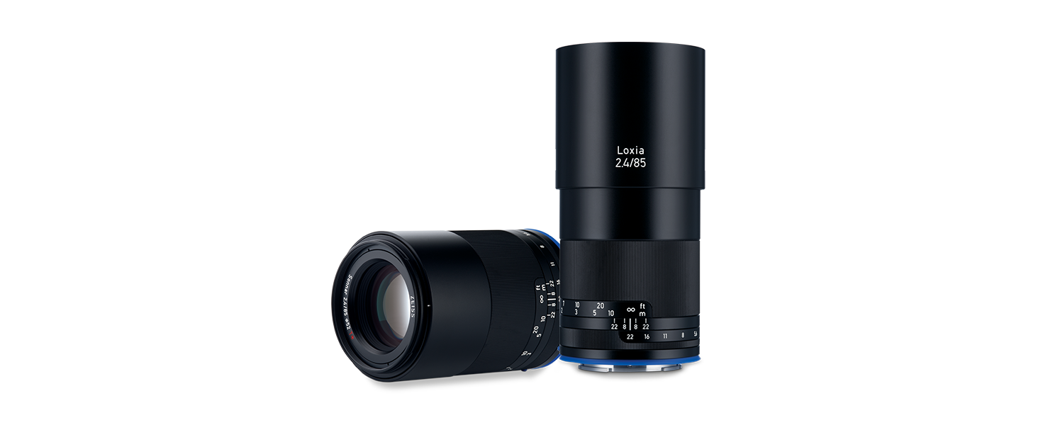 ZEISS Loxia 2.4/85 Telephoto Camera Lens for Sony E-mount Mirrorless Cameras