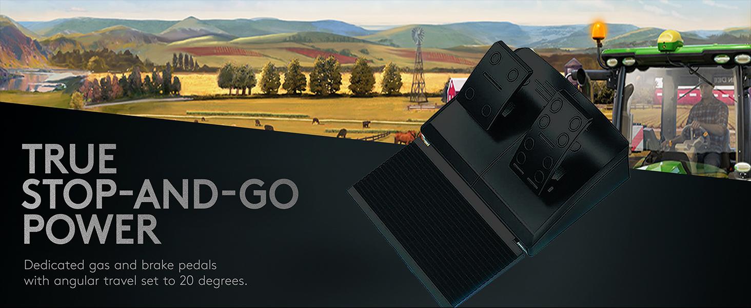 Logitech G Farm Simulator Heavy Equipment Bundle 2nd